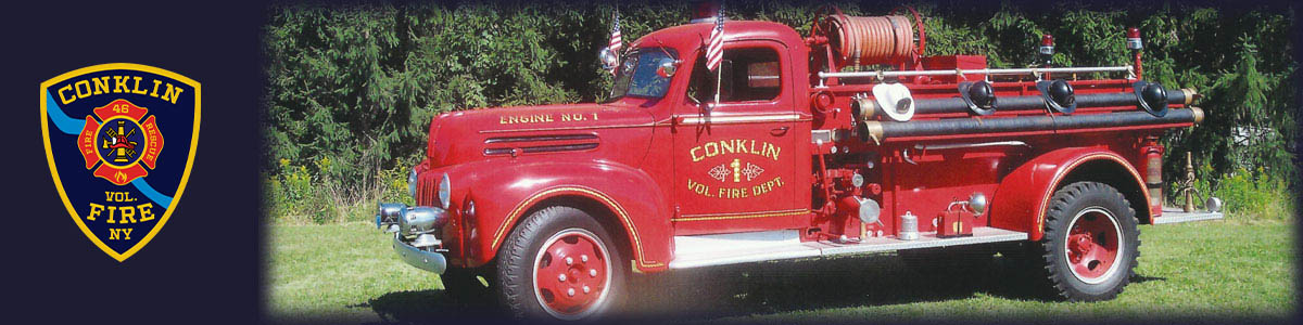 Conklin Fire Department